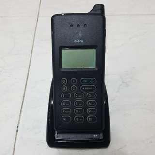 Bosch antique 1995 handphone/cell phone