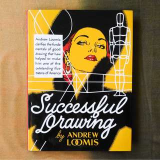 Successful Drawing by Andrew Loomis (Hardcover)
