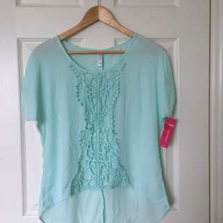 Cute Spring Top XS
