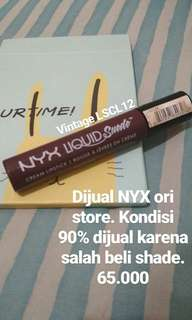 Nyx liquid suede vintage