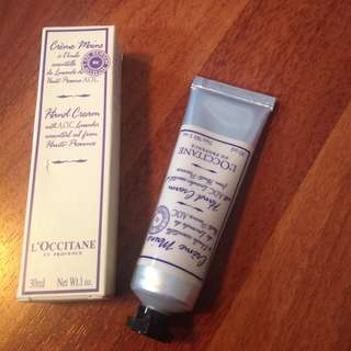 L'occitane(hand cream)
