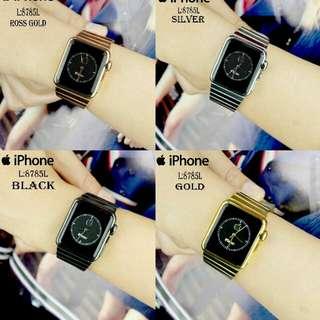 Iphone Watch Kualitas Semi Premium