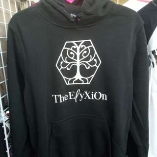 Elyxion discography hoodie