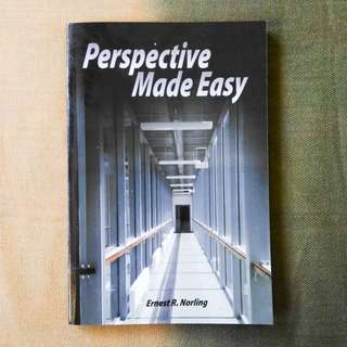 Perspective Made Easy by Ernest Norling (Softcover)