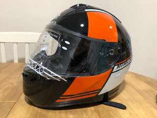 New MT Full Face Helmet