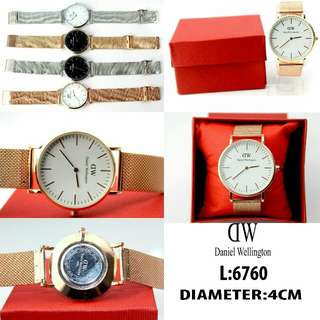 Daniel Wellington Watch Rantai Pasir