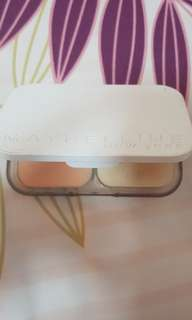 Maybelline white superfresh uv cake powder 03 natural