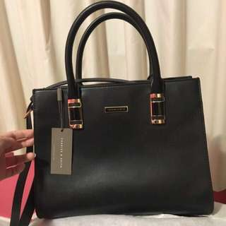 Charles & Keith Structured Tote Bag