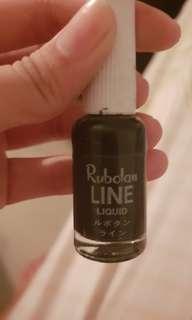 Rubotan eyeliner liquid line liquid
