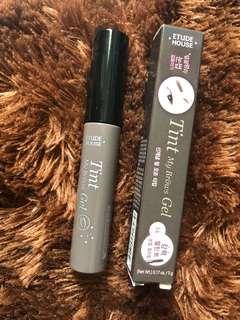 Etude tint brow gel (gray brown)