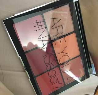 Nars wanted blush limited