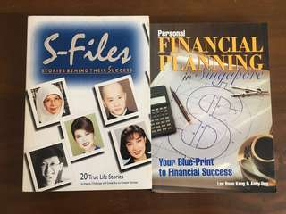 Personal Financial Planning & S-Files