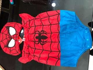 Spider-Man romper