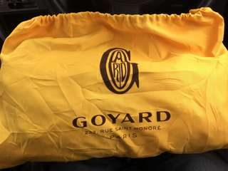 Original Goyard Paris