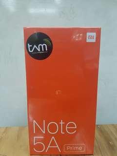 Xioami Note 5A Preim Garansi Tam Promo Dp 15%