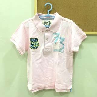 FIFFY Girl Polo Shirt