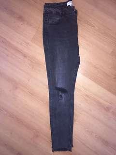 NWOT Ardene's Ripped Jeans