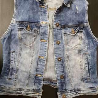 New Look Denim Vest