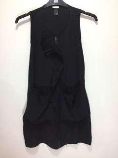 H&M Frilled Dress