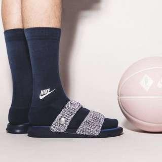BNIB Nike authentic Benassi duo ultra slides X Pigalle sandals men