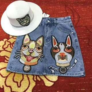 Gucci Skirt S/M/L