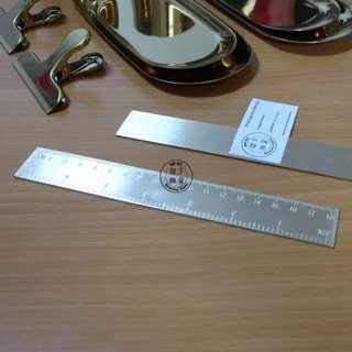 銅製刻度尺子 文具