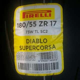 Tayar Pirelli Supercosa Sc2