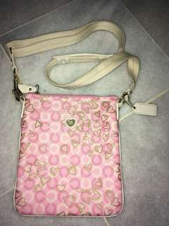 Coach Sling Bag Used Cond 9/10