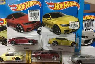 Assorted Hotwheels