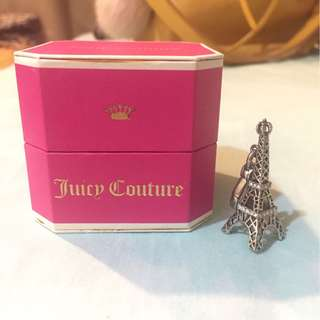 Juicy Couture Eiffel Tower Charm