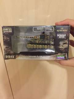 Unimax forces of valor diecast 1:72 tank