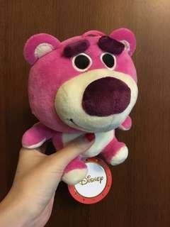 迪士尼-熊抱哥娃娃(全新 含吊牌)