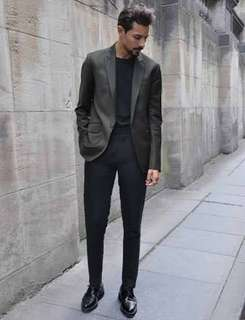 Looking for Navy Blue and Charcoal grey blazer