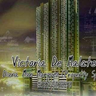 Rent to own condominium in Manila.