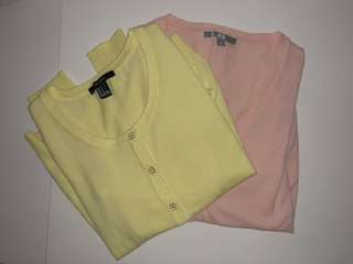 Uniqlo Pink Sweater Top