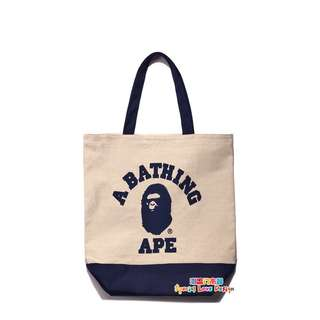 [In Stock] Japanese Magazine - A Bathing Ape Tote Bag