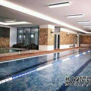 Condominium with amenities.
