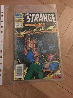 Dr. Strange old comic
