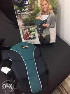 Chicco Ultra Soft Infant Carrier