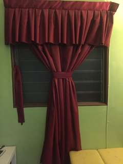 Curtain 2 panel