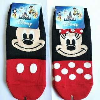 🚚 正版 韓國迪士尼短襪