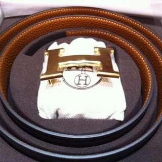 Hermes belt 100cm