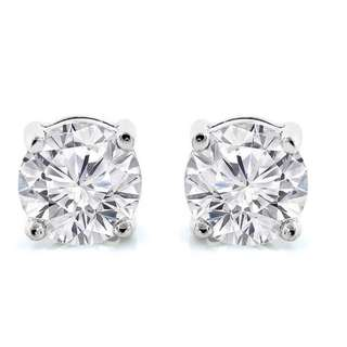 Swarovski Crystals Stud Earrings