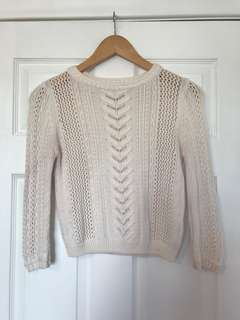 Zara Knit Sweater Size S