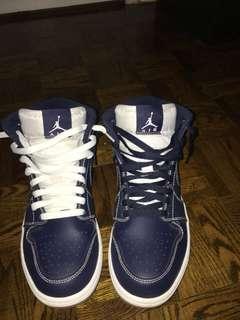 Air Jordan 1 High Navy Blue