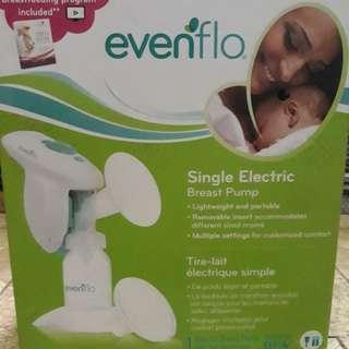 Single Electric Breast Pump