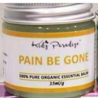 Pain Be Gone