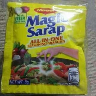 #Promo #MagicSarap8gx12pcsPerPack ApatForP100 #P28NaLangperPack!