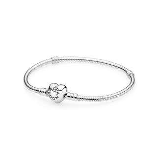 Preloved Pandora Bracelet With Box & Receipt
