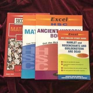 EXCEL HSC BOOKS
